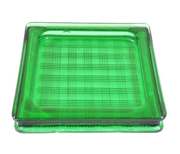 vide poche vert écossais lucinevintage