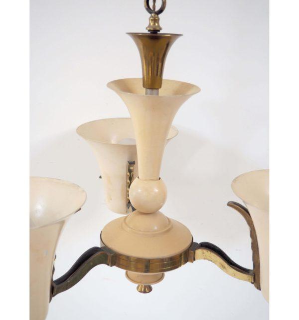 lustre et appliques vintage laiton lucinevintage