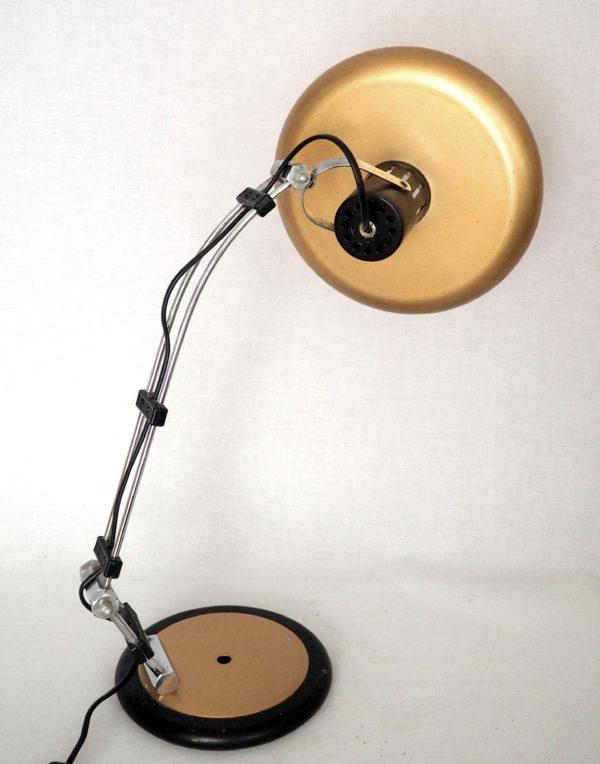 lampe articulée Aluminor vintage