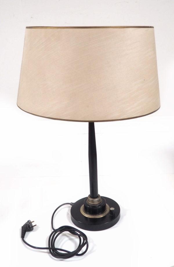 lampe classique années 40 retro vintage