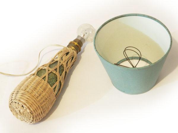 mini lampe bouteille sable