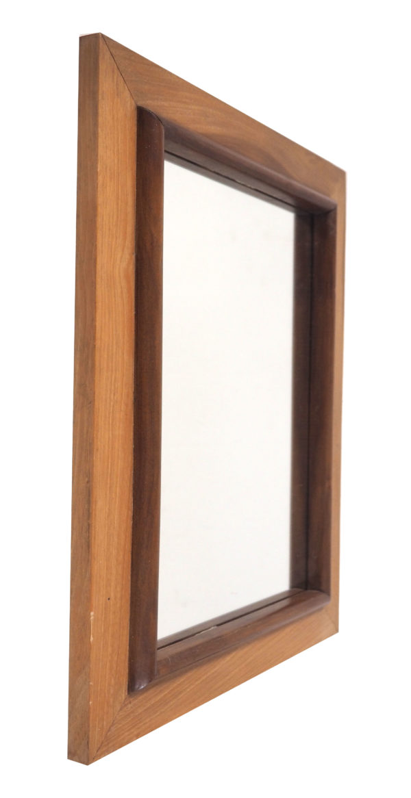miroir bois bicolore lucinevintage