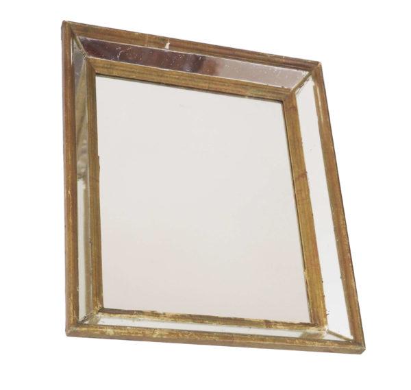 miroir facettes art deco lucinevintage