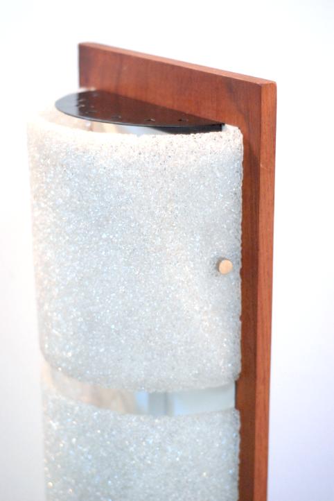 lampadaire sucre resine teck lucinevintage