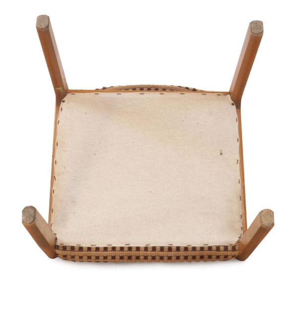 chaise-traineau-annees80-velours-3