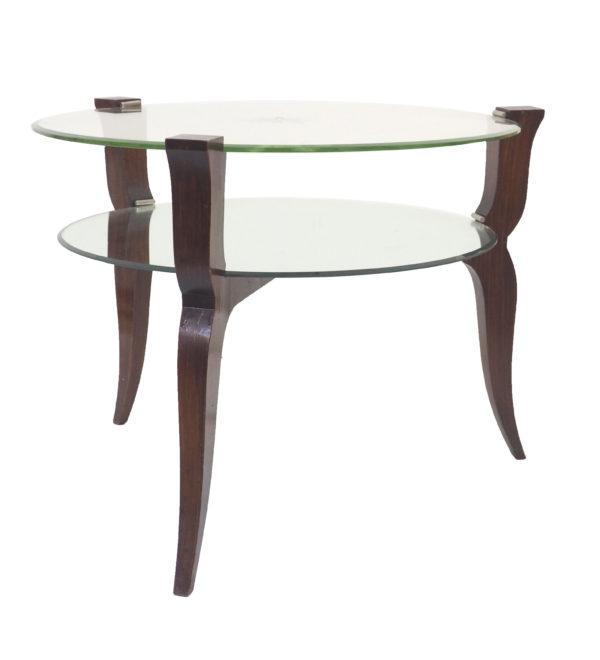 table-art-deco-ronde-bois-miroir-cisele